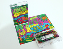 Carátulas cassettes NO PROBLEMA TAPES