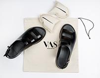 Branding - Vas Shoes