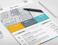 Multipurpose Business Flyer Template 3
