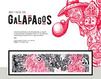 Kassos aux Galapagos