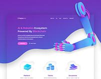 Keplertek website redesign