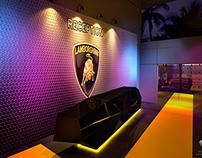 Lamborghini Showroom Launch - Dubai
