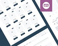 Woowire – WordPress WooCommerce Wireframe