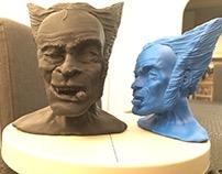 Wolverine 3D Printing - Fan art