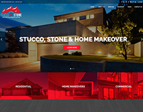 Stucco and Stone