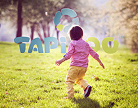 Studio DEZA's corporate identity for Tapiboo