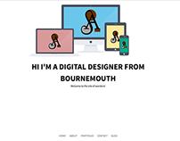 Website Portfolio 1.0