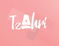 Tzahri - Interactive Element for Desktop Organiser