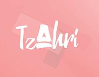 Tzahri - Interactive Element for Desktop Organiser