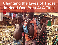 Printing for the People Who Need It Most.