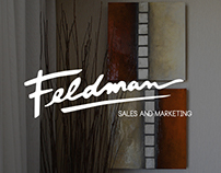 Feldman Sales & Marketing Branding