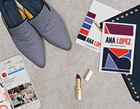 Branding & RRSS - Ana Lopez Shoes