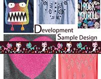 Developmant sample design for TLA