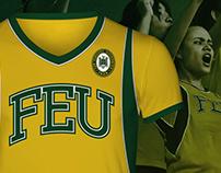 Far Eastern University (FEU) PE Uniform