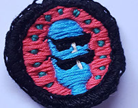 Welcome to Night Vale Girl Scout Merit Badges