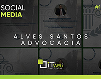 Social Media | Alves Santos Advocacia #1