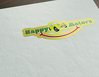 Happy Motors Logo