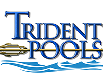 Trident Pools Logo