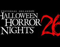 Halloween Horror Nights 26 Icon Reveal