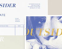 OUTSIDER identity