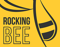 Logo Design : Rocking Bee