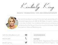 Kimberly Resume