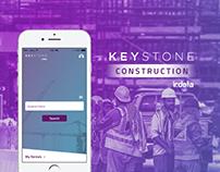 Keystone Construction App