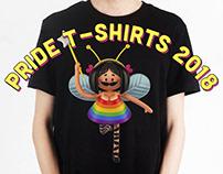Pride T-Shirts 2018