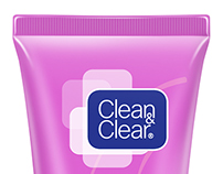 clean & clear fairness cleanser