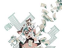 Editorial Illustrations : 01