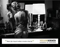 Campagne d'affichage Yellow Korner