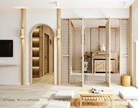 Tecco Apartment - resort MNV style