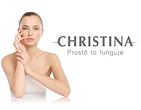 Christina Cosmetics Brand localization in Czechia
