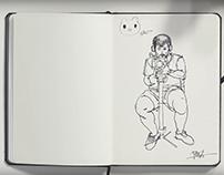 The Sketchbook Series