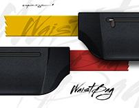 Waist Bag Design - Concept