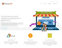 ShopyCart website development