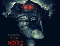 'THE HOUSE NEXT DOOR' poster