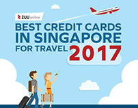 Travel Credit Card Infographic