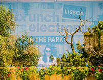 #10 Brunch Electronik Lisbon in Double Exposure