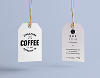 Singapore Coffee Festival 2016 Emblems