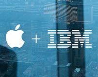 Apple + IBM MobileFirst for iOS Partnership