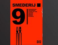 SMEDERIJ 9   BLACKSMITH posters