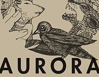 AURORA TOUR POSTER