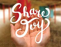 Share Joy
