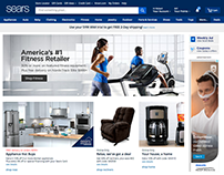Data Driven Design: Sears.com Evolution