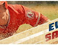 MLB POSTER DESIGN