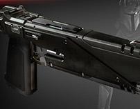 WESTAR 35 blaster pistol