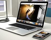Website at CMS Wordpress