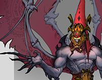 (Ominous Demon Cultist) SMIRNOV SCHOOL Online course