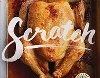Scratch Cookbook Hand Lettering